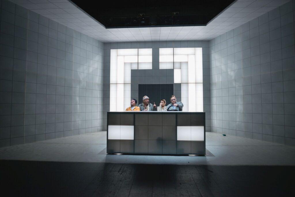 Ústecké Činoherní studio bude hostovat na konci dubna v pražském Divadle v Celetné
