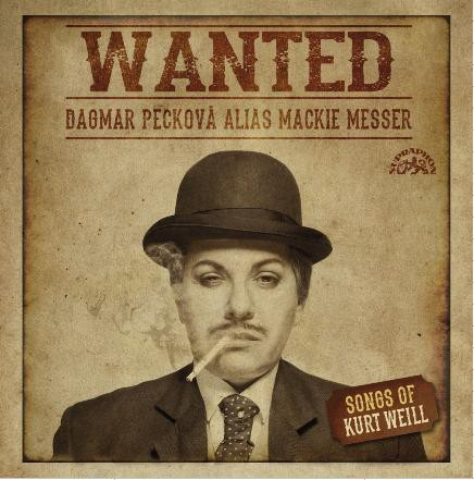 Dagmar Pecková proměnila Lucernu svým projektem Wanted v kabaret z minulého století