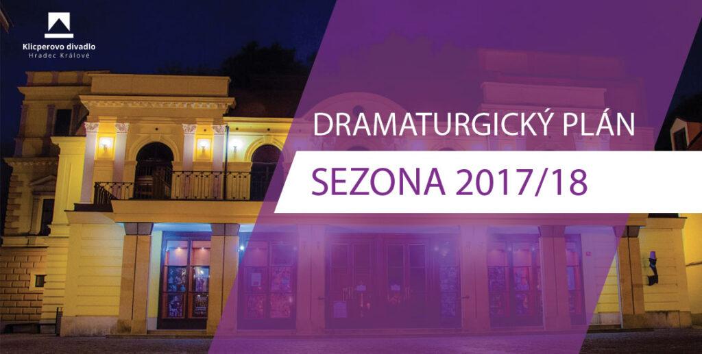 Klicperovo divadlo uvede v sezoně 2017/2018 sedm premiér