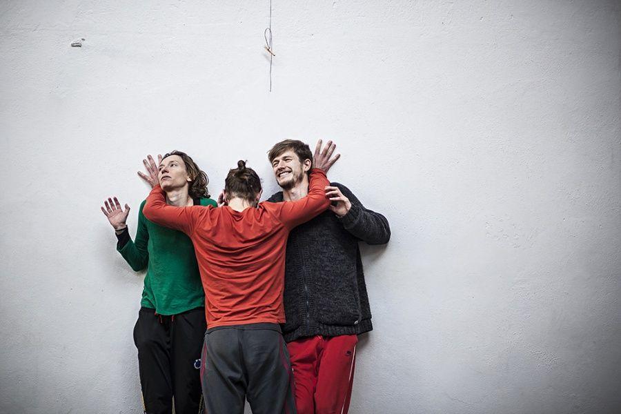 Premiéra společného projektu tanečního souboru ME-SA a brazilského choreografa Renana Martinse v Ponci