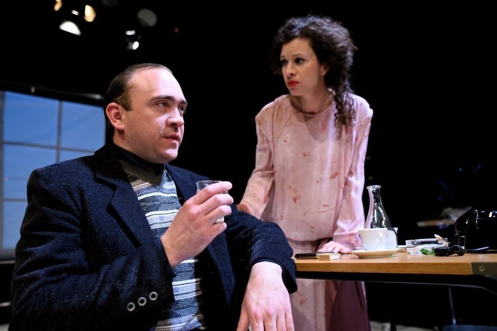 V Divadle Rokoko pokračují přípravy na premiéru inscenace Čapek