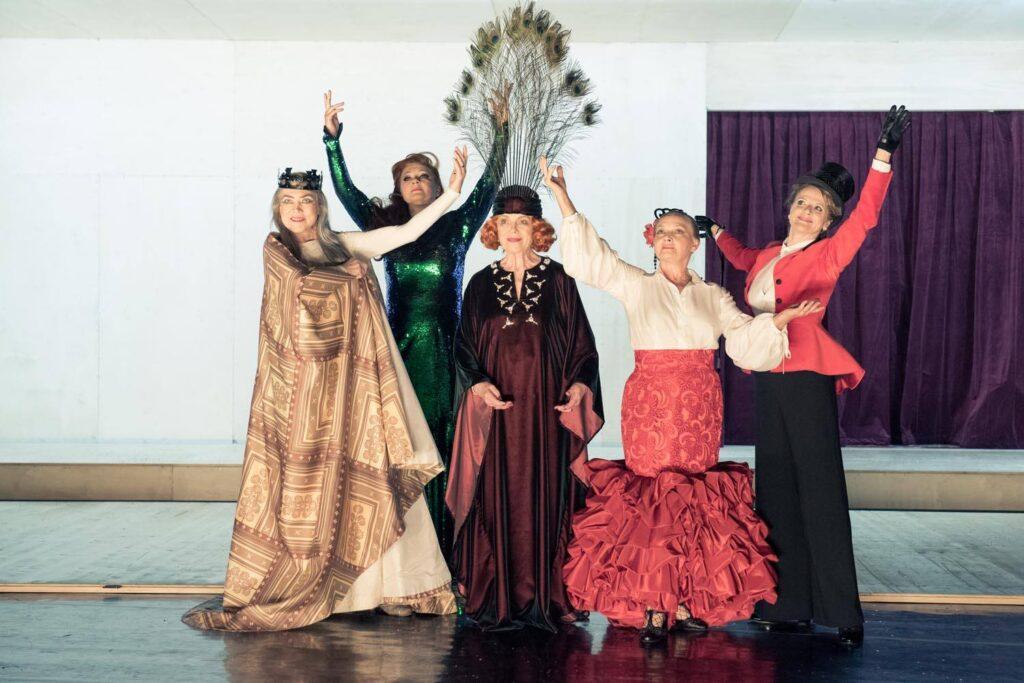 Nová scéna Národního divadla uvede projekt Křehkosti, tvé jméno je žena