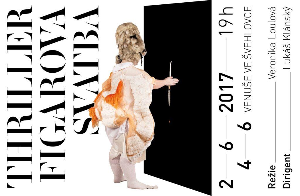 Mladí umělci představí Mozartovu komedii Figarova svatba v thrillerovém podání
