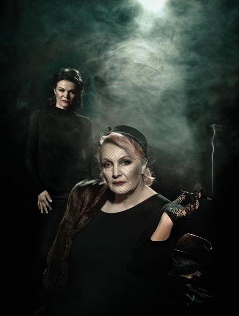 Česká premiéra hry Gail Louwové Miss Dietrich lituje v Divadle Ungelt
