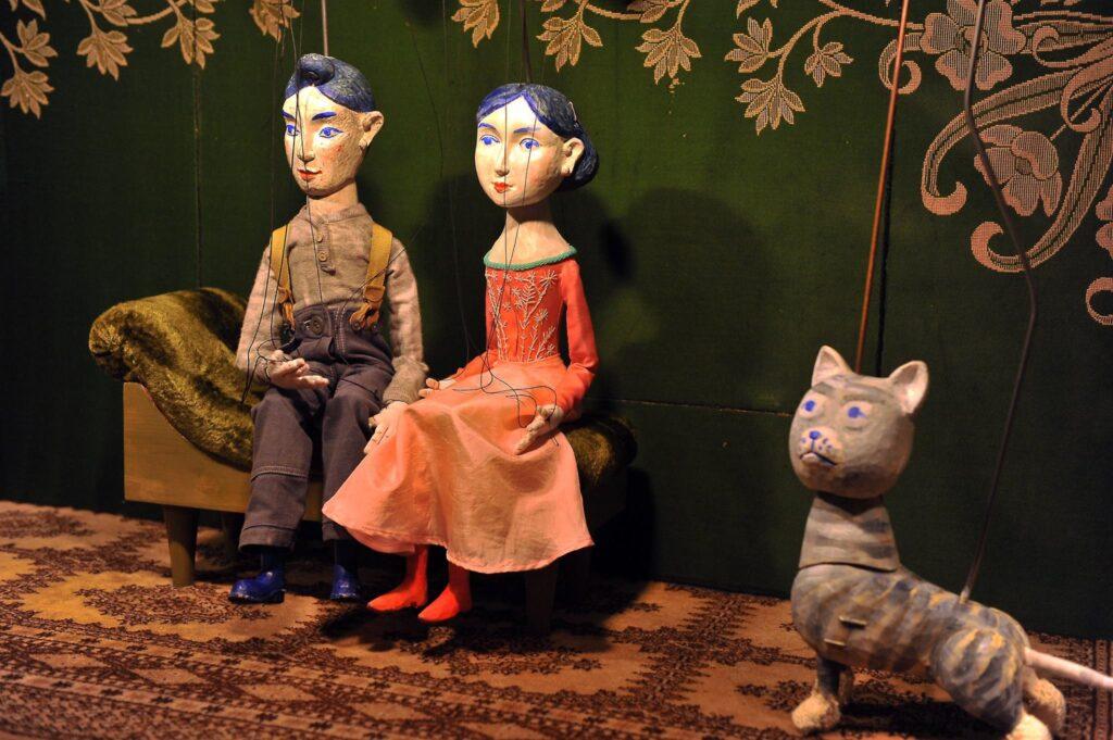 Naivní divadlo v Liberci nastudovalo netradiční Šípkovou Růženku