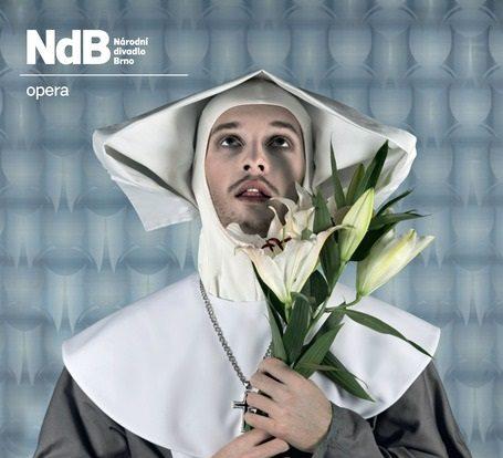 Národní divadlo Brno připravuje českou premiéru málo známé Rossiniho opery Hrabě Ory