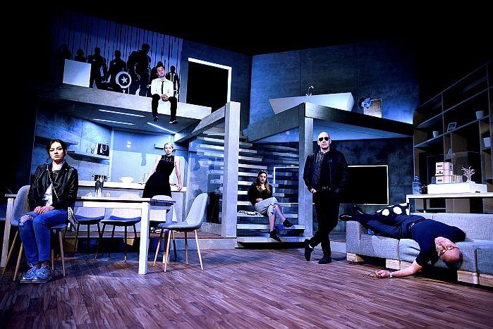 Novou hru Natálie Kocábové ve Švandově divadle inspirovala rodina