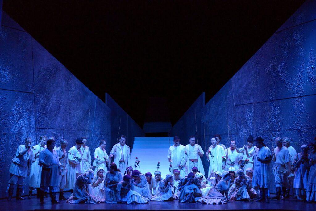 Národní divadlo moravskoslezské zve na dvě uvedení mimořádného Sborového galakoncertu