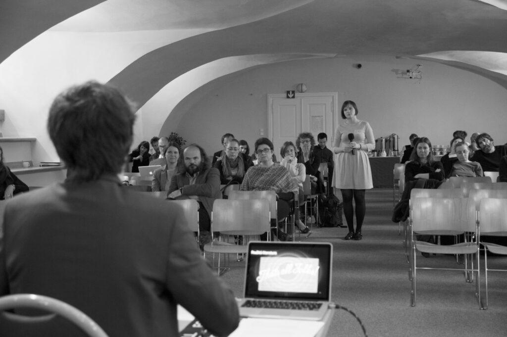 Čtvrtý ročník mezinárodní konference Teritoria umění