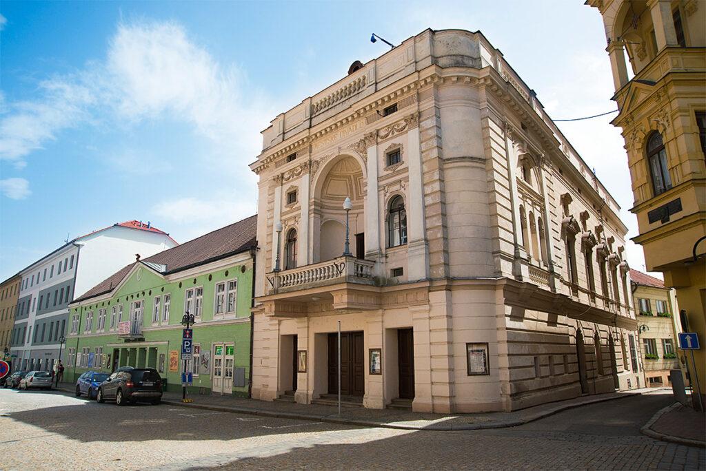 Nová grafická tvář Divadla Oskara Nedbala Tábor