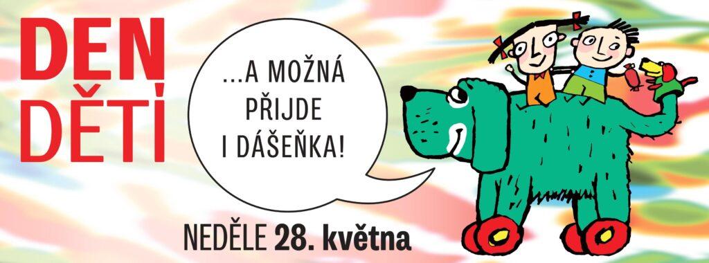 Den dětí v Divadle loutek: Možná přijde i Dášeňka, slibují organizátoři