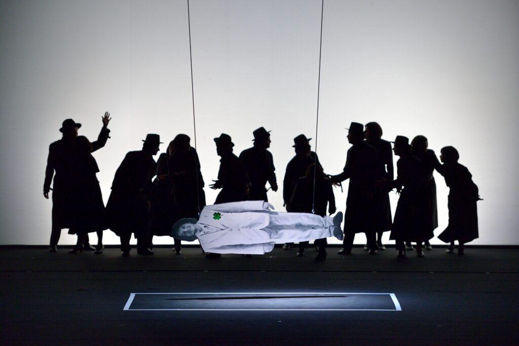 Inscenace L2: Brána života! bude mít v Národním divadle moravskoslezském derniéru