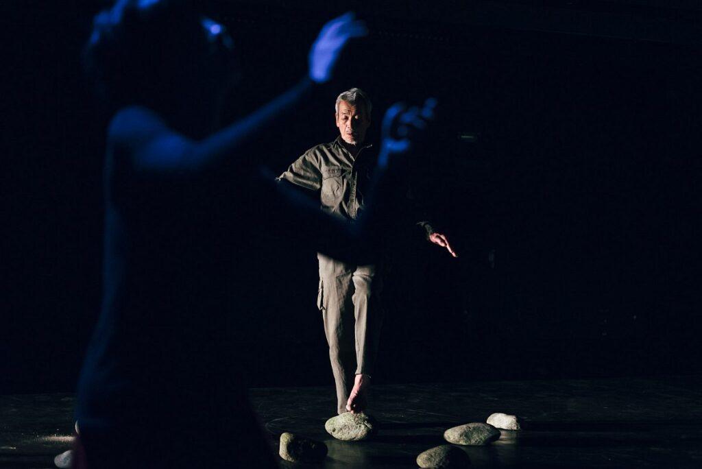 V Arše vystoupí tanečník Min Tanaka s inscenací o lidském těle