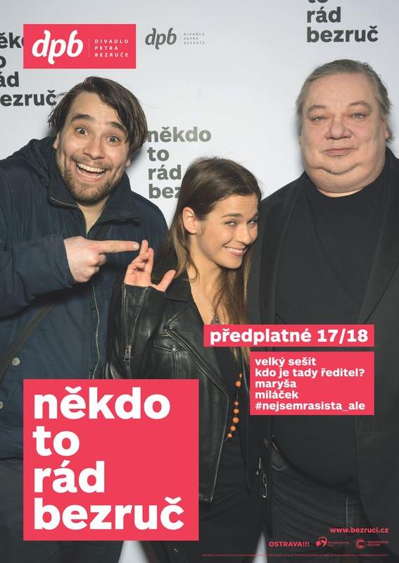 Divadlo Petra Bezruče v Ostravě uvede v další sezoně pět premiér