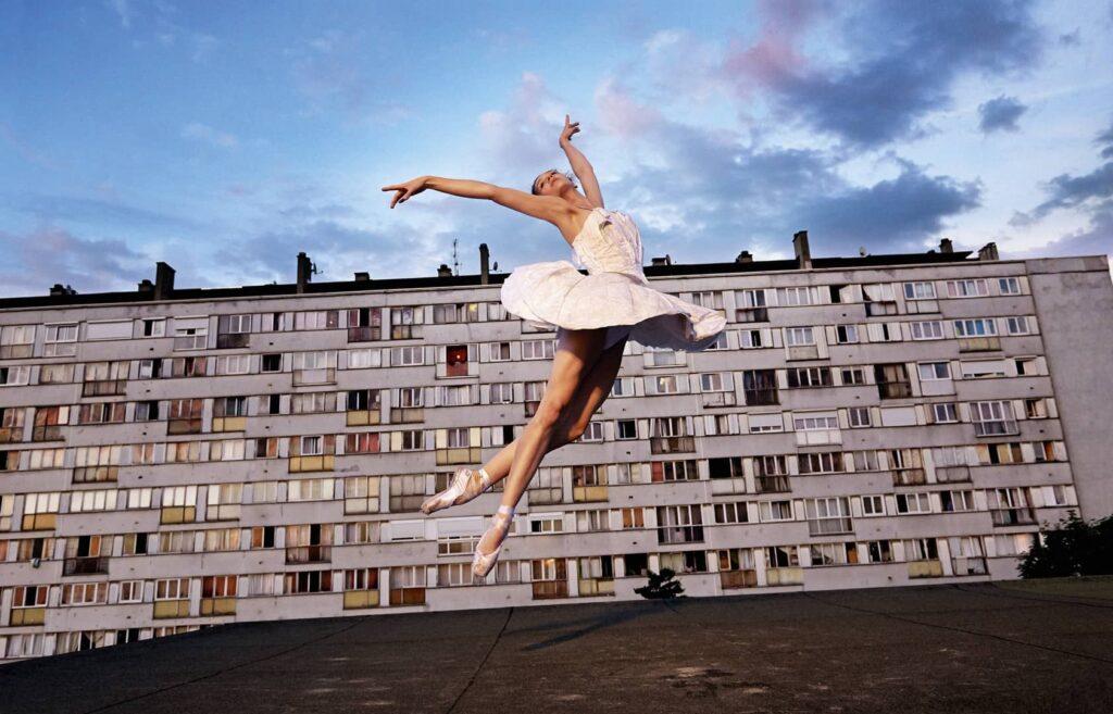 Festival tanečních filmů přivítá Tomera Heymanna