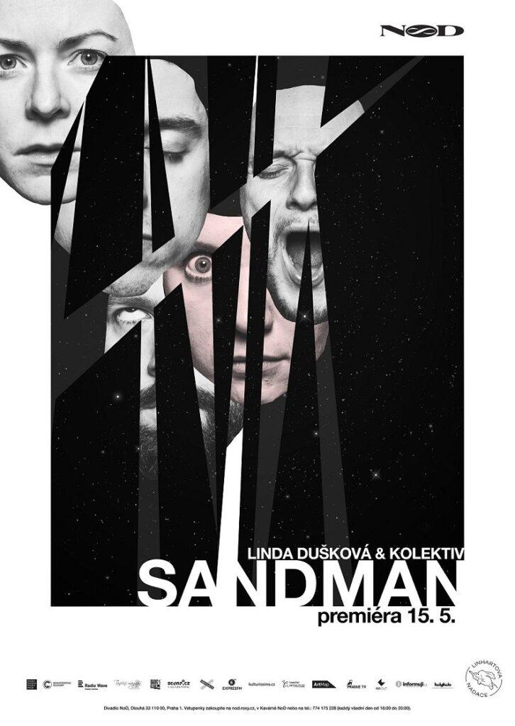 Noční můry ožívají v nové premiéře režisérky Lindy Duškové: Sandman