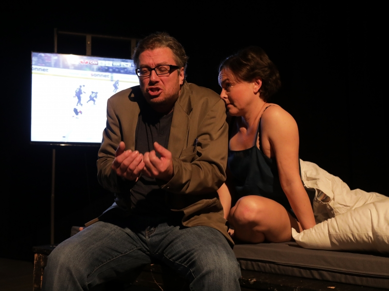 Komorní premiéra současného dramatického textu v Národním divadle moravskoslezském