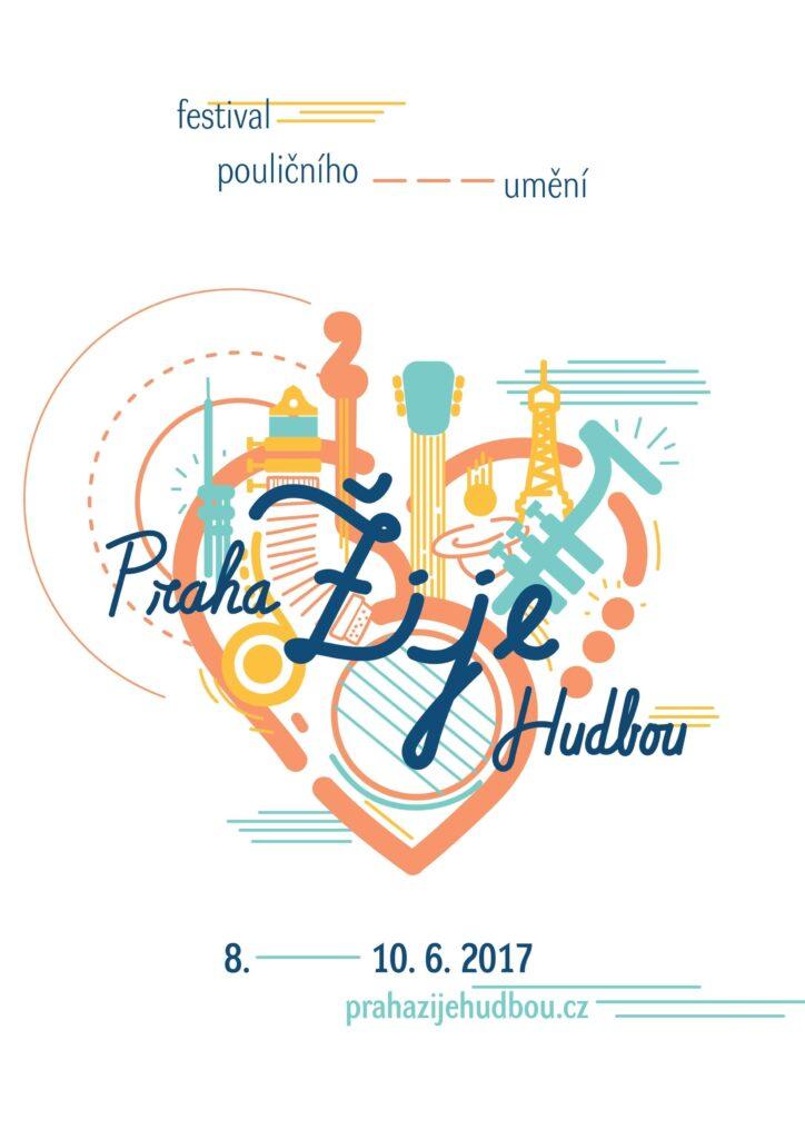 Festival Praha Žije Hudbou oživí na tři dny veřejný prostor města