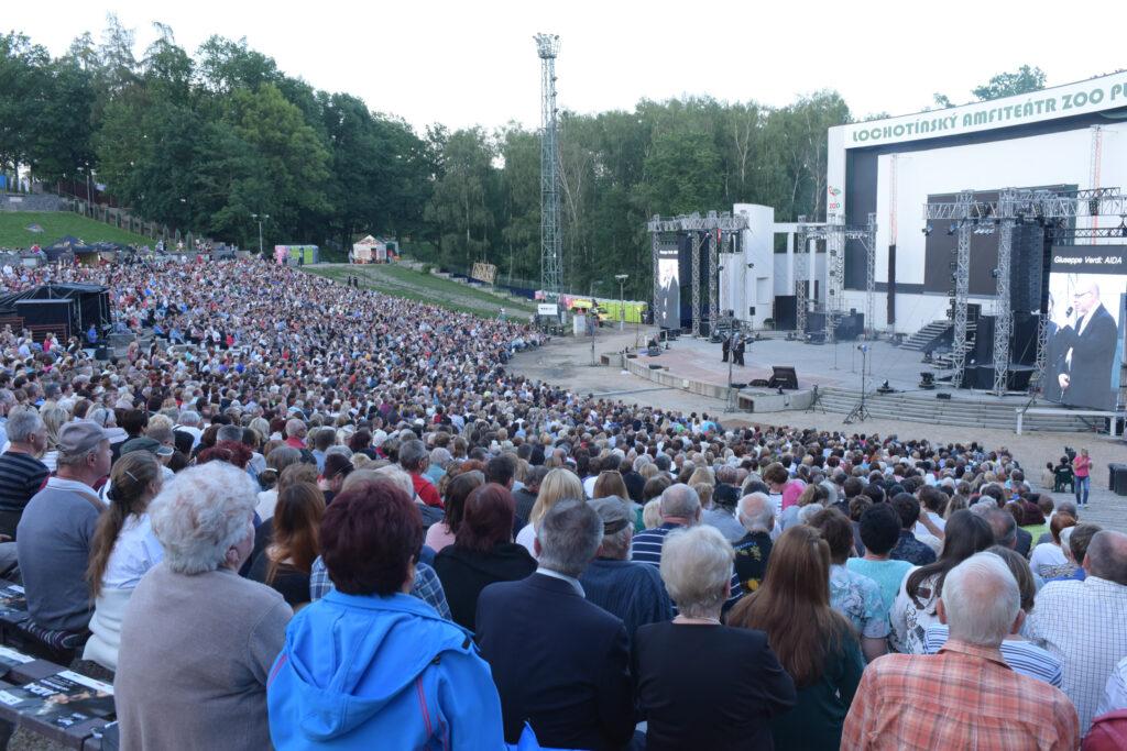 Carmina burana zazní pod širým nebem, v Plzni se chystá třetí Noc s operou