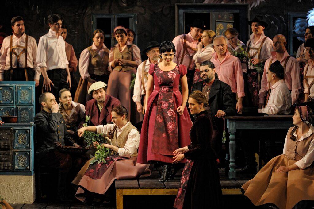 Národní divadlo moravskoslezské v ohlasech prestižního německého časopisu Opernwelt