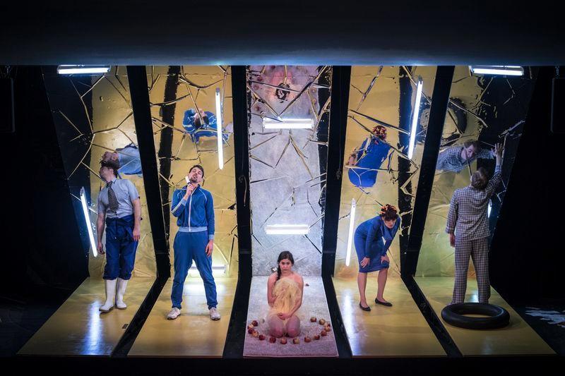Divadlo Antonína Dvořáka v Příbrami uvede hru německého dramatika Rolanda Schimmelpfenniga Arabská noc