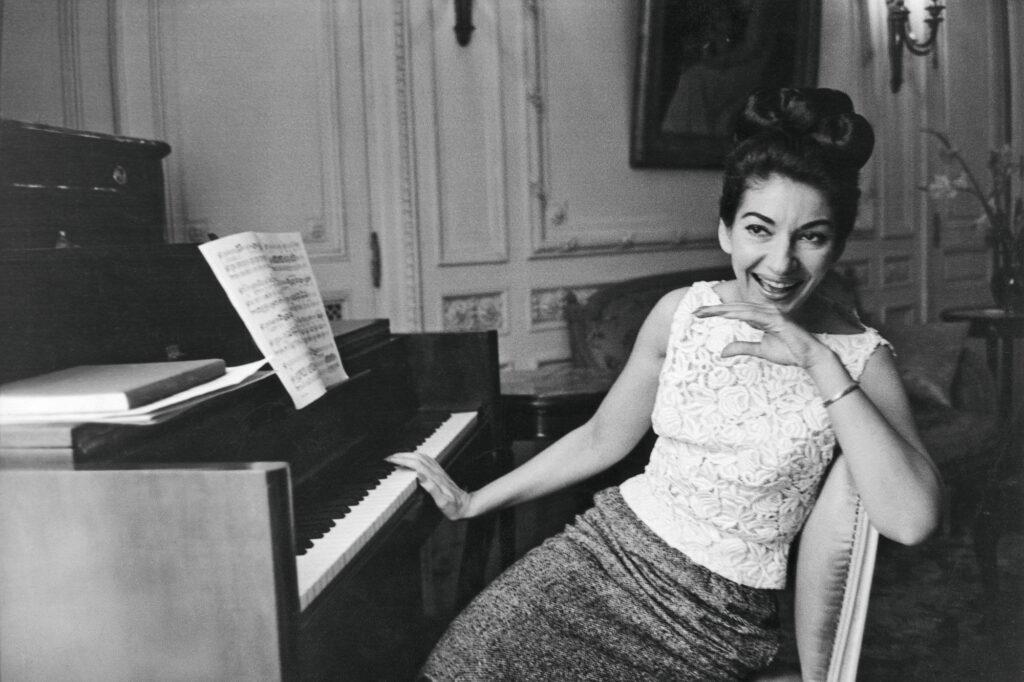 V Řecku vystavují osobní věcí slavné sopranistky Marie Callasové