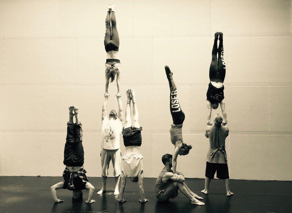 Letní Letná zažije Kolaps – Losers Cirque Company chystají premiéru nového představení