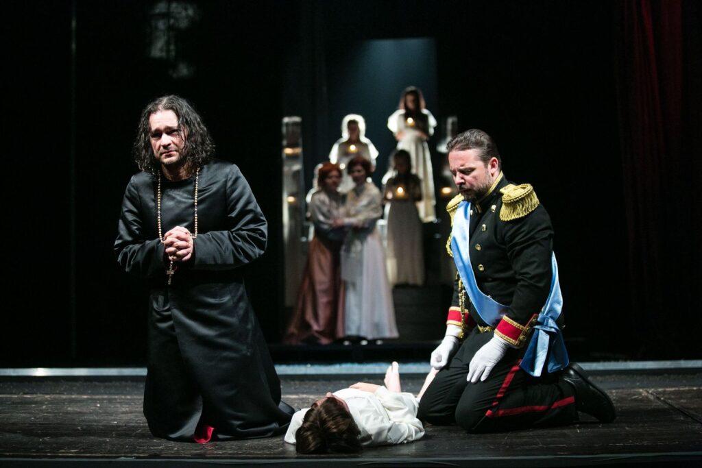 Východočeské divadlo uvede světovou premiéru hry Rasputin