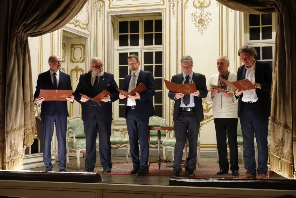 V Plzni byly rozdány Ceny magazínu Musical-opereta za rok 2016