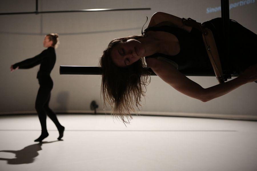 Tanec Praha představí dílo francouzského choreografa Rachida Ouramdana