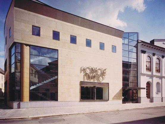 V Horáckém divadle pokračuje rekonstrukce