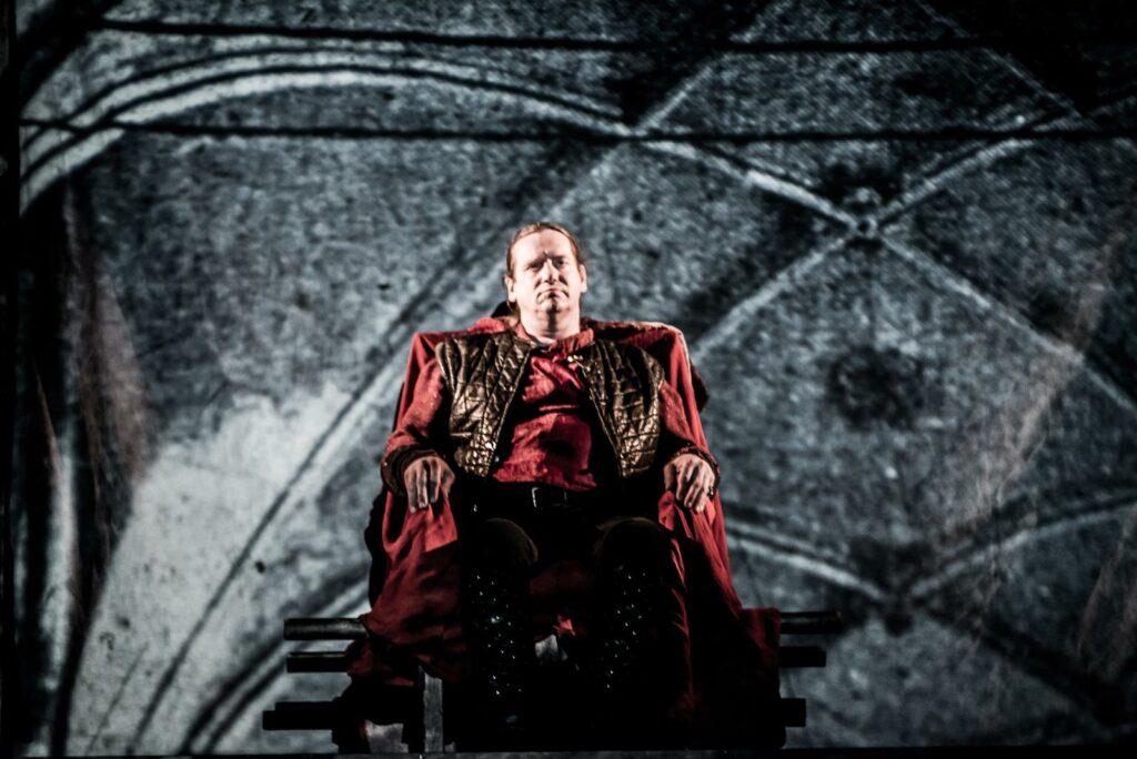 Richard III. mimořádně v Divadle v Celetné 13., 14. a 16. června