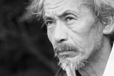 Japonský tanečník Min Tanaka uvede dnes v Divadle Archa inscenaci o lidském těle