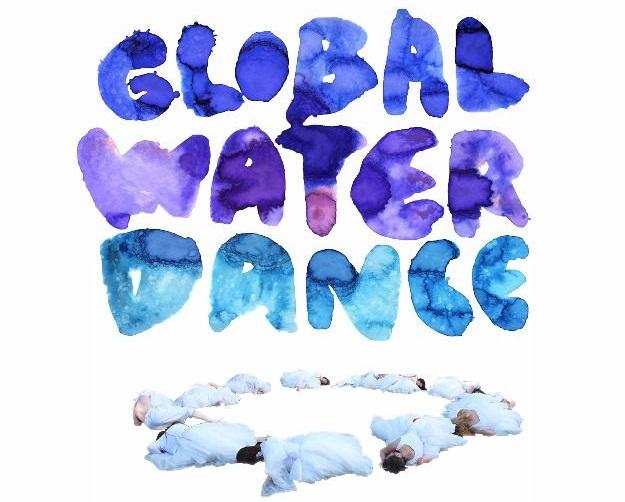 Letos se do Prahy již po čtvrté vrací taneční projekt Global water dances / Tanec pro vodu