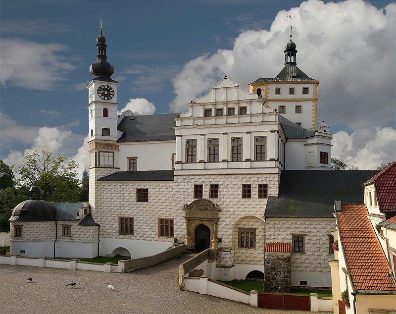 Open air festival Pernštejn(l)ove proběhne na Zámku Pardubice letos podruhé