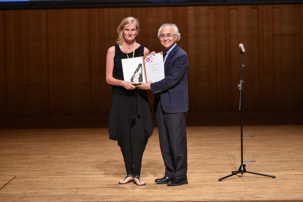 Simona Rybáková získala prestižní ocenění World Stage Design 2017