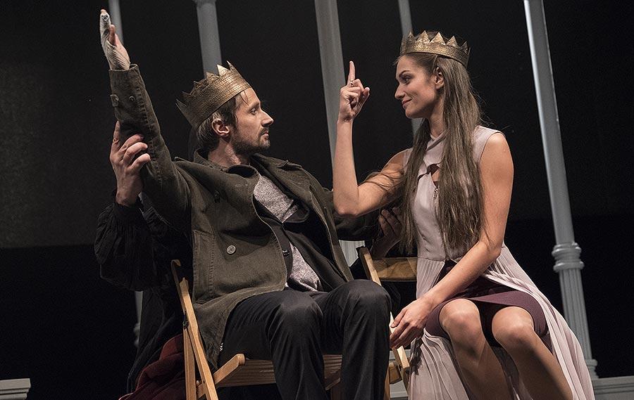 Shakespearova dramata oživí hrad Špilberk již v pondělí 17. července