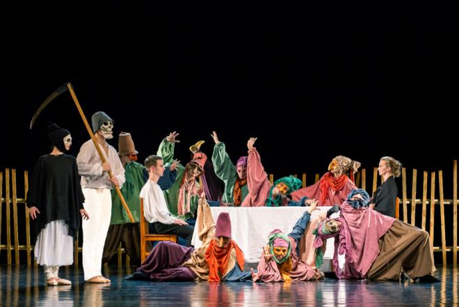 """Pražský komorní balet vystoupí na Mezinárodním hudebním festivalu """"PRAHA, KLASIKA… 2017 – Cesty světla a radosti"""""""