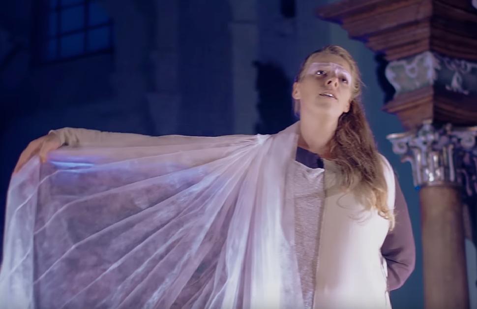 Ve Znojmě zazněla světová premiéra opery Příběh o Kristu