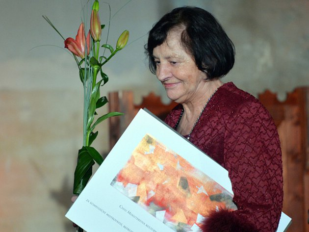 Zemřela skladatelka Ivana Loudová