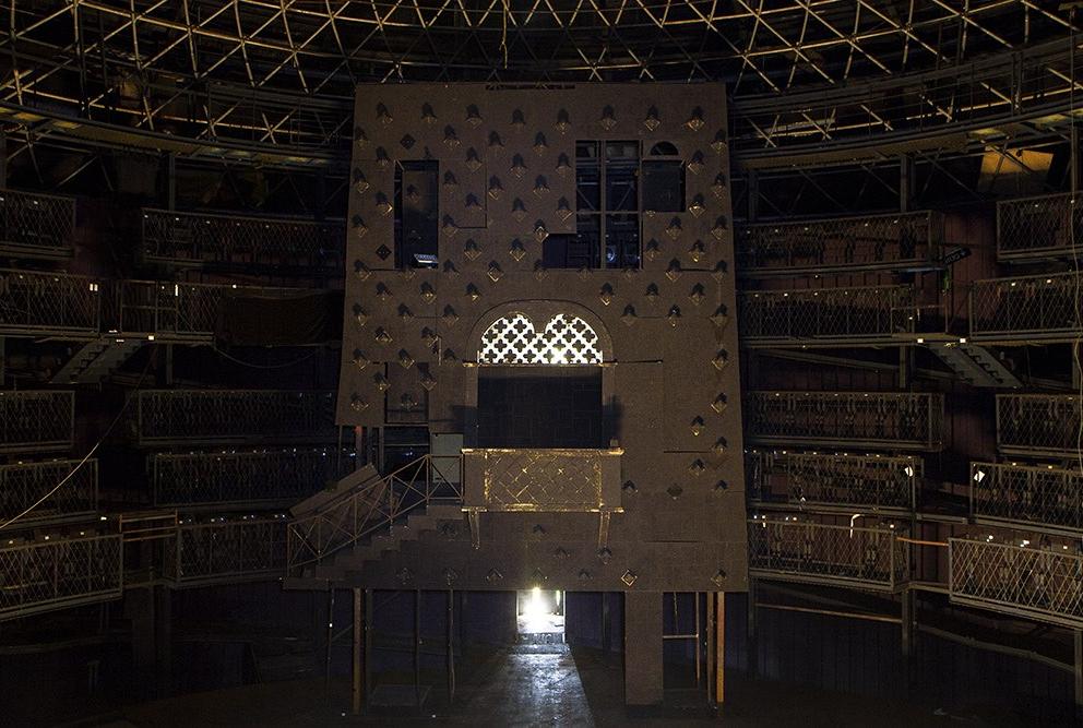 Praha nechá opravit divadlo Spirála na Výstavišti