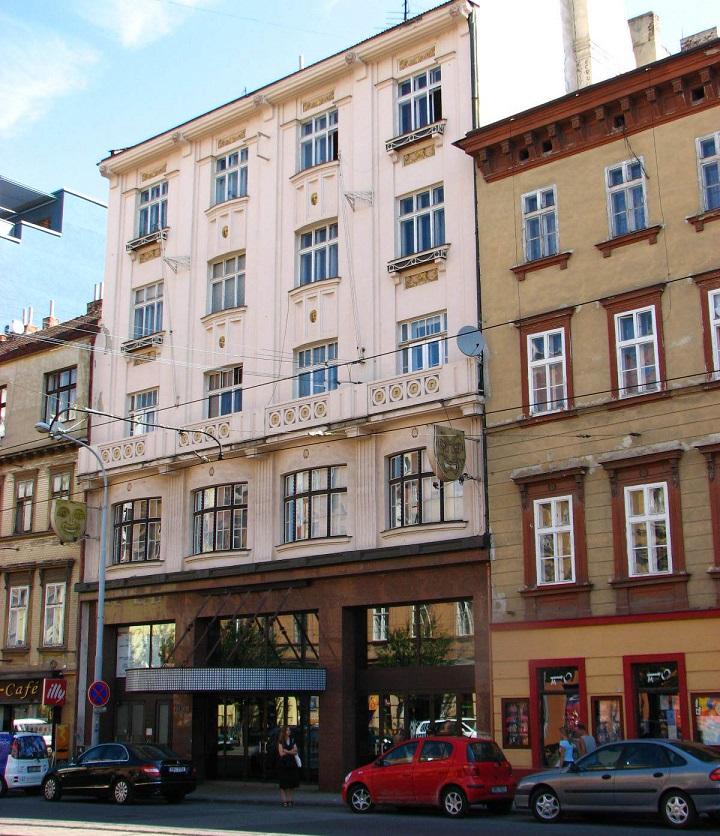 Brno nechá za 15 milionů opravit budovu Městského divadla v Lidické ulici