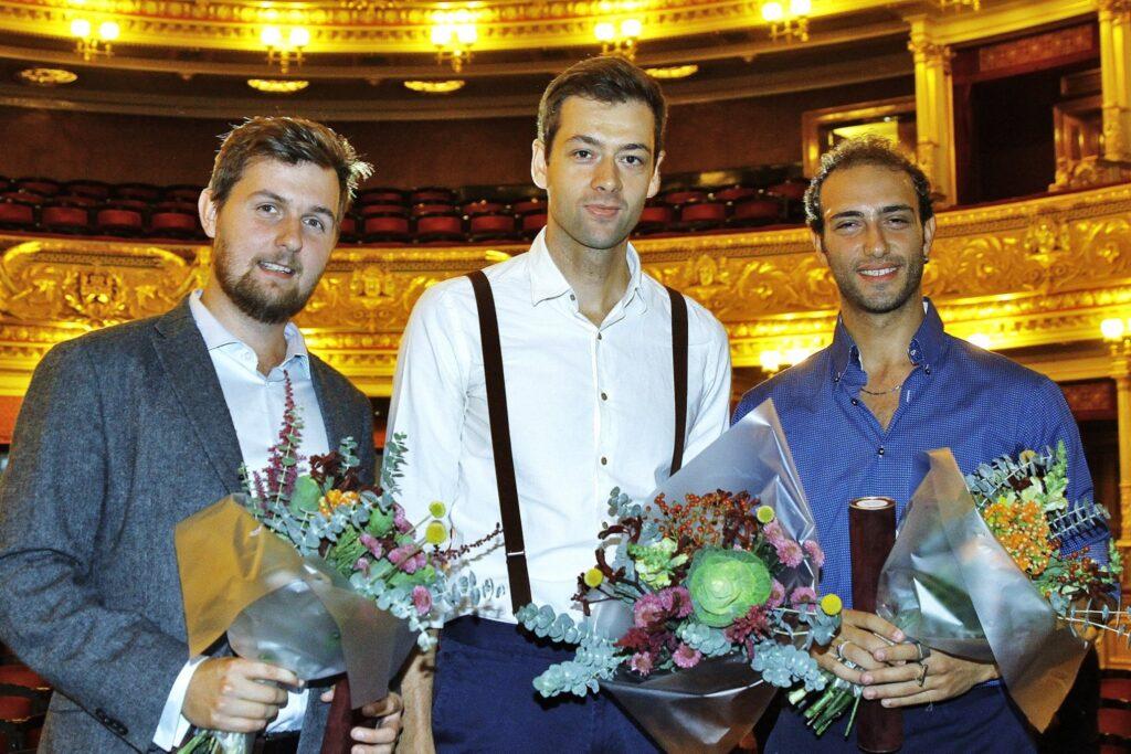 Národní divadlo zahájilo 135. sezonu a ocenilo tři mladé umělce