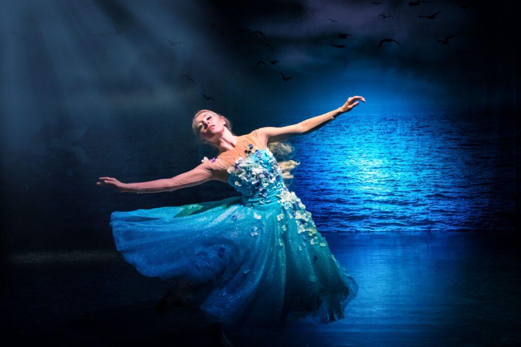 Malá mořská víla jako balet pro celou rodinu