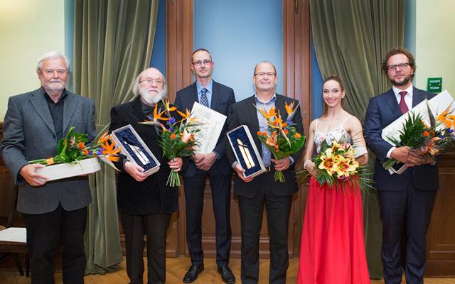 Umělecké ceny Plzně dostala baletka, jazzman, loutkář či dirigent