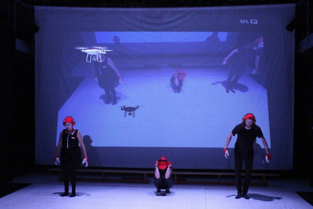 Moving Station otevře divadelní sezónu novou inscenací