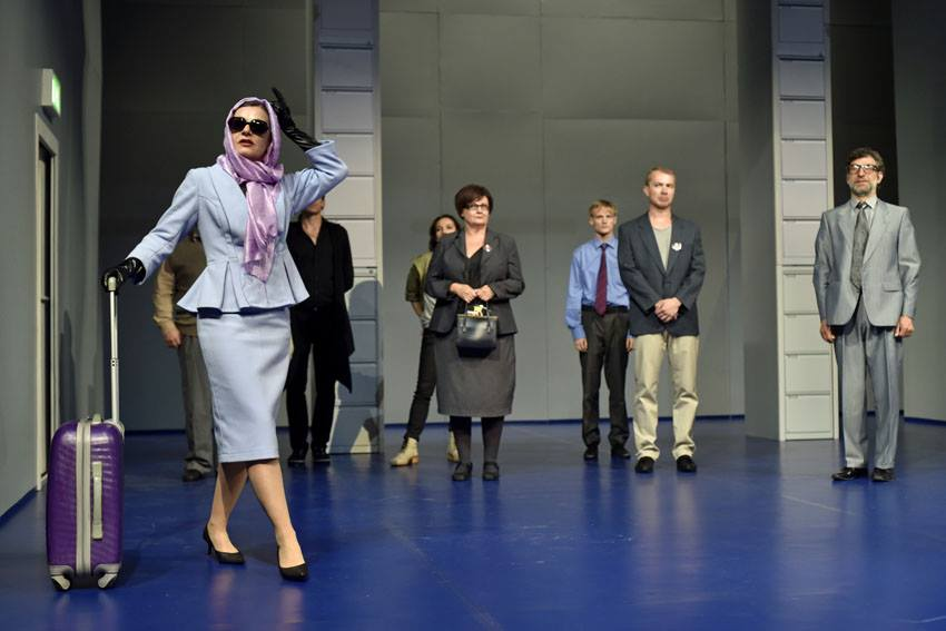 Chebské divadlo zahajuje v sobotu sezónu
