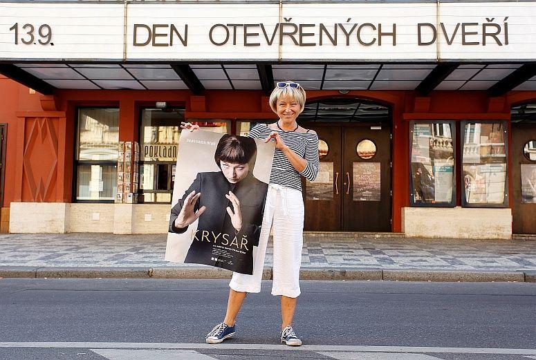 Den otevřených dveří ve Švandově divadle slibuje dostaveníčko s Krysařem
