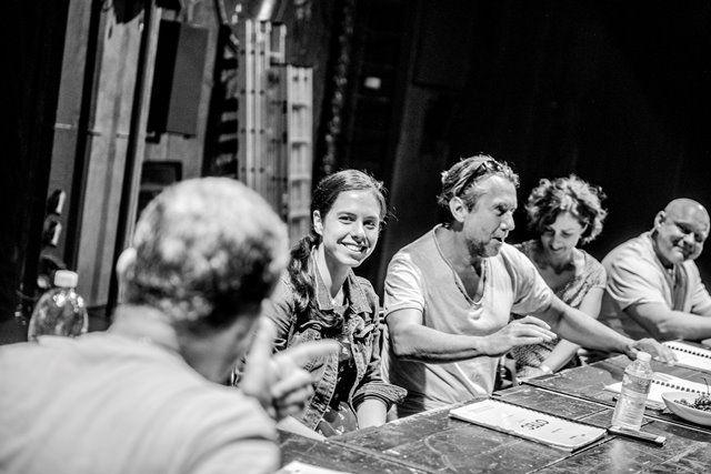 V Městských divadlech pražských začalo zkoušení inscenace Otec