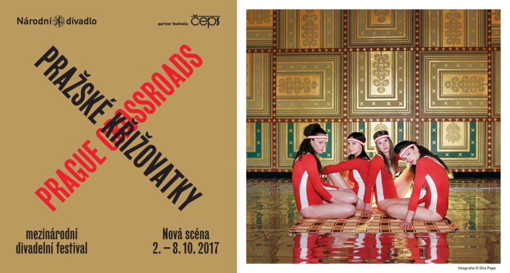 Mezinárodní divadelní festival Pražské křižovatky už v říjnu na Nové scéně
